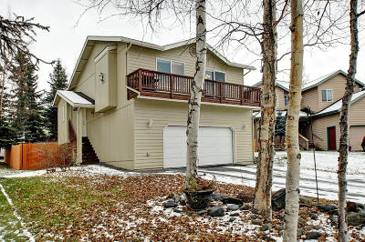 Anchorage Single Family Home For Sale: 2331 Heatherbrook Circle