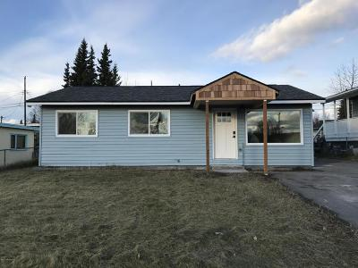 Anchorage Single Family Home For Sale: 2009 W 46th Avenue