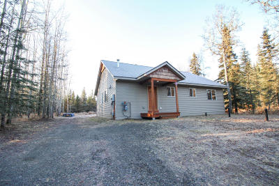 Kenai Single Family Home For Sale: 49893 Eider Drive