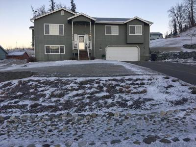 Anchorage, Chugiak, Eagle River, Palmer, Wasilla Single Family Home For Sale: 3060 N Edgewater Drive