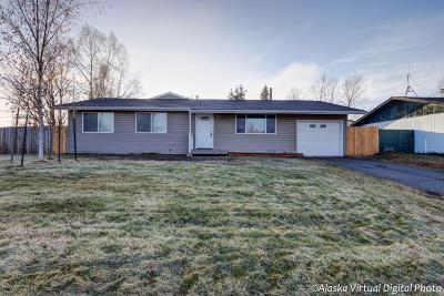 Anchorage Single Family Home For Sale: 2651 Lyvona Lane