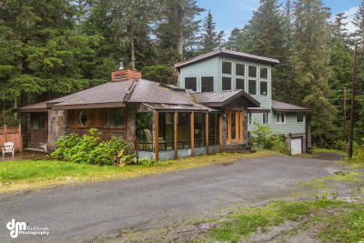 Girdwood Multi Family Home For Sale: 1008 Timberline Drive