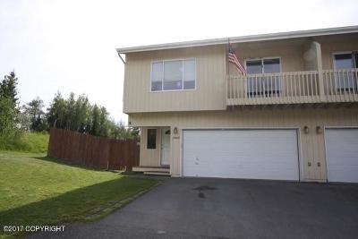 Eagle River Condo/Townhouse For Sale: 17418 Stonewood Place