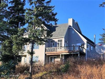 Kodiak AK Single Family Home For Sale: $495,000