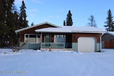 Kenai Single Family Home For Sale: 616 Ponderosa Street