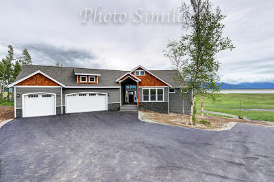 Wasilla Single Family Home For Sale: 7289 S Hayfield Road