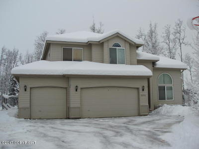 Wasilla Single Family Home For Sale: 5950 S Pavilof Circle