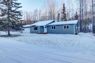 Chugiak Single Family Home For Sale: 22127 Deer Circle