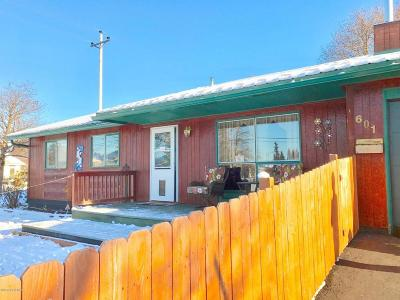 Anchorage Single Family Home For Sale: 601 S Lane Street