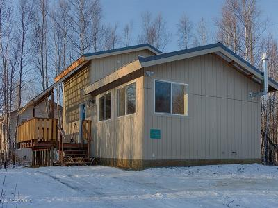Wasilla AK Single Family Home For Sale: $299,500