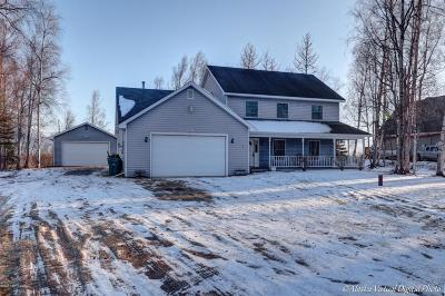 Wasilla Single Family Home For Sale: 1745 W Harvest Loop