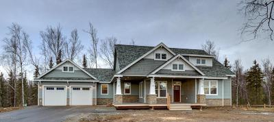 Chugiak Single Family Home For Sale: L1 Miltherrie Court