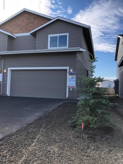 Anchorage Condo/Townhouse For Sale: 371 Skwentna Drive