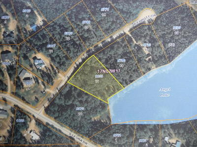 Big Lake, Palmer, Sutton, Wasilla, Willow Residential Lots & Land For Sale: 8830 Elliott Circle