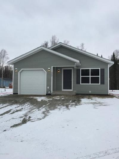 Wasilla Rental For Rent: 5348 W Hollywood Road