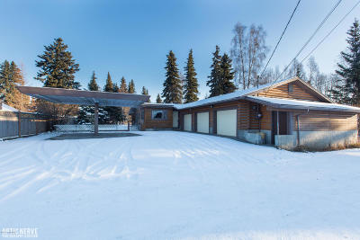 Anchorage Multi Family Home For Sale: 3214 Wyoming Drive
