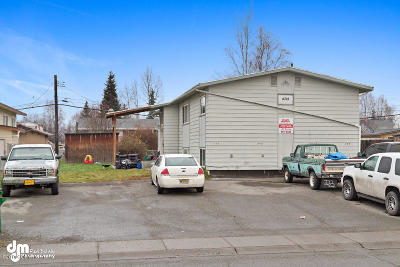 Anchorage Multi Family Home For Sale: 4319 San Roberto Ave