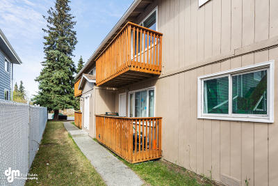 Anchorage Multi Family Home For Sale: 609 Irwin Street
