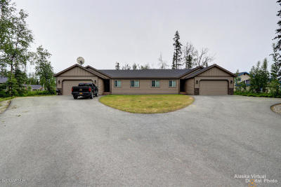 Wasilla Rental For Rent: 3851 S Country Drive #1