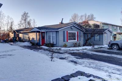 Anchorage AK Multi Family Home For Sale: $199,900