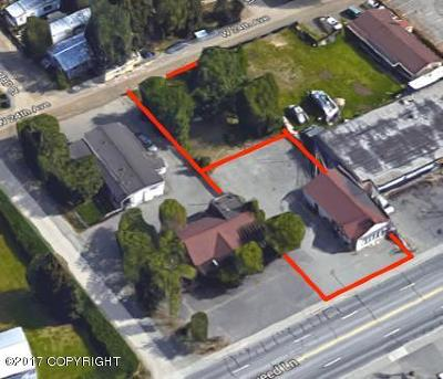 Anchorage Commercial For Sale: 549 W Fireweed Lane