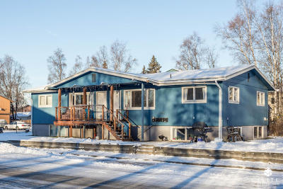 Anchorage AK Multi Family Home For Sale: $499,900