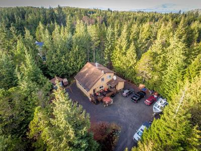 Single Family Home For Sale: 59 Knudson Cove Rd.