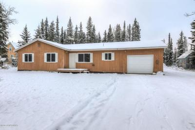 Soldotna Single Family Home For Sale: 34735 Silver Weed Street