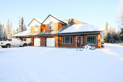 Kenai Multi Family Home For Sale: 205 Candlelight Drive