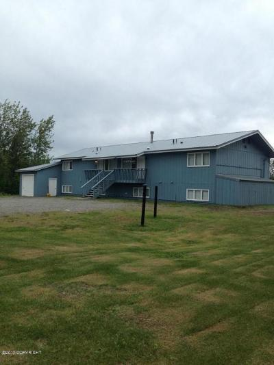 1d - Matanuska Susitna Borough Multi Family Home For Sale: 7791 E Reisner Loop