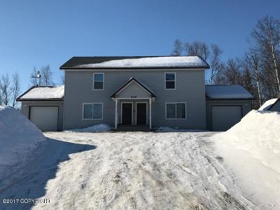 1d - Matanuska Susitna Borough Multi Family Home For Sale: 1030 N Recluse Circle