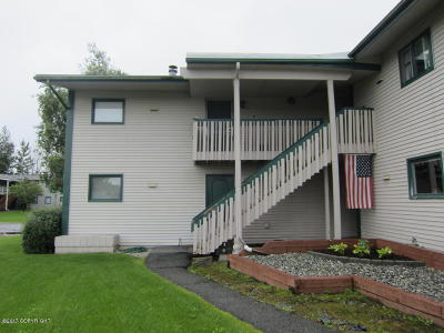 Anchorage Rental For Rent: 8110 E 16th Avenue #C2