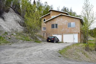 Anchorage AK Single Family Home For Sale: $499,000