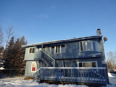 Anchorage Rental For Rent: 2805 W 33rd Avenue #A