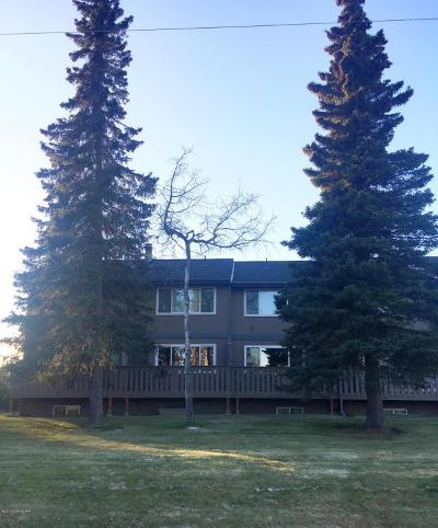 Kenai Condo/Townhouse For Sale: 905 Auk Street #A-5