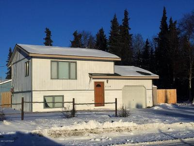 Kenai Single Family Home For Sale: 1114 1st Avenue