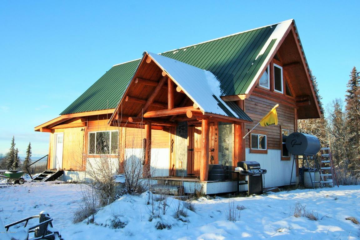 1 bed / 1 bath Home in Talkeetna for $269,900