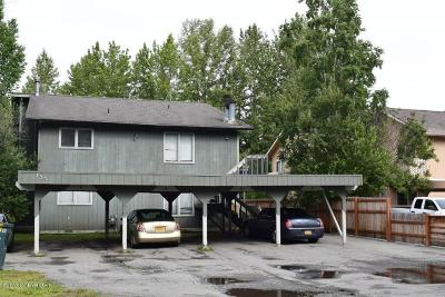 Anchorage Rental For Rent: 735 W 45th Avenue #1