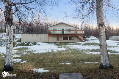 Wasilla Single Family Home For Sale: 10328 S Knik-Goose Bay Road