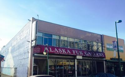 Anchorage Commercial For Sale: 428 W 4th