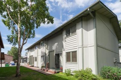Anchorage Condo/Townhouse For Sale: 1717 Russian Jack #A3