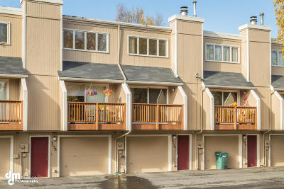 Anchorage Condo/Townhouse For Sale: 3134 W 34th Avenue #6A1D