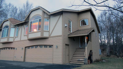 Wasilla Condo/Townhouse For Sale: 4126 E Country Fair Drive #B