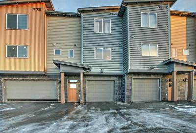 Anchorage Condo/Townhouse For Sale: 11451 Moonrise Ridge Place #6