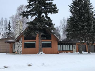 Anchorage Single Family Home For Sale: 4909 Mills Drive
