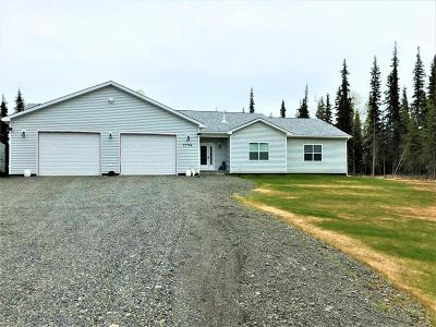 Soldotna Single Family Home For Sale: 37784 Country Woods Circle