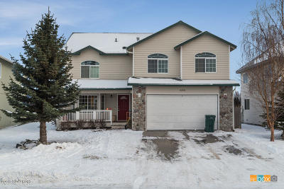Anchorage Single Family Home For Sale: 10951 Northfleet Drive