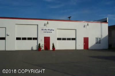 Anchorage Commercial For Sale: 6255 Mackay Street