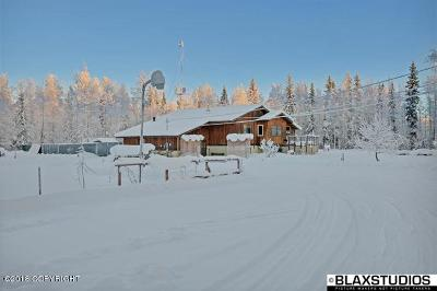 North Pole Single Family Home For Sale: 2410 Sleighbell Circle