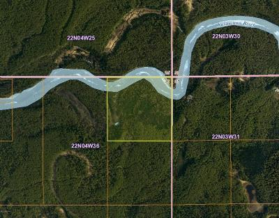 Willow Residential Lots & Land For Sale: LA005 No Road